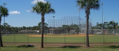 Oviedo Sports Complex Baseball Diamond
