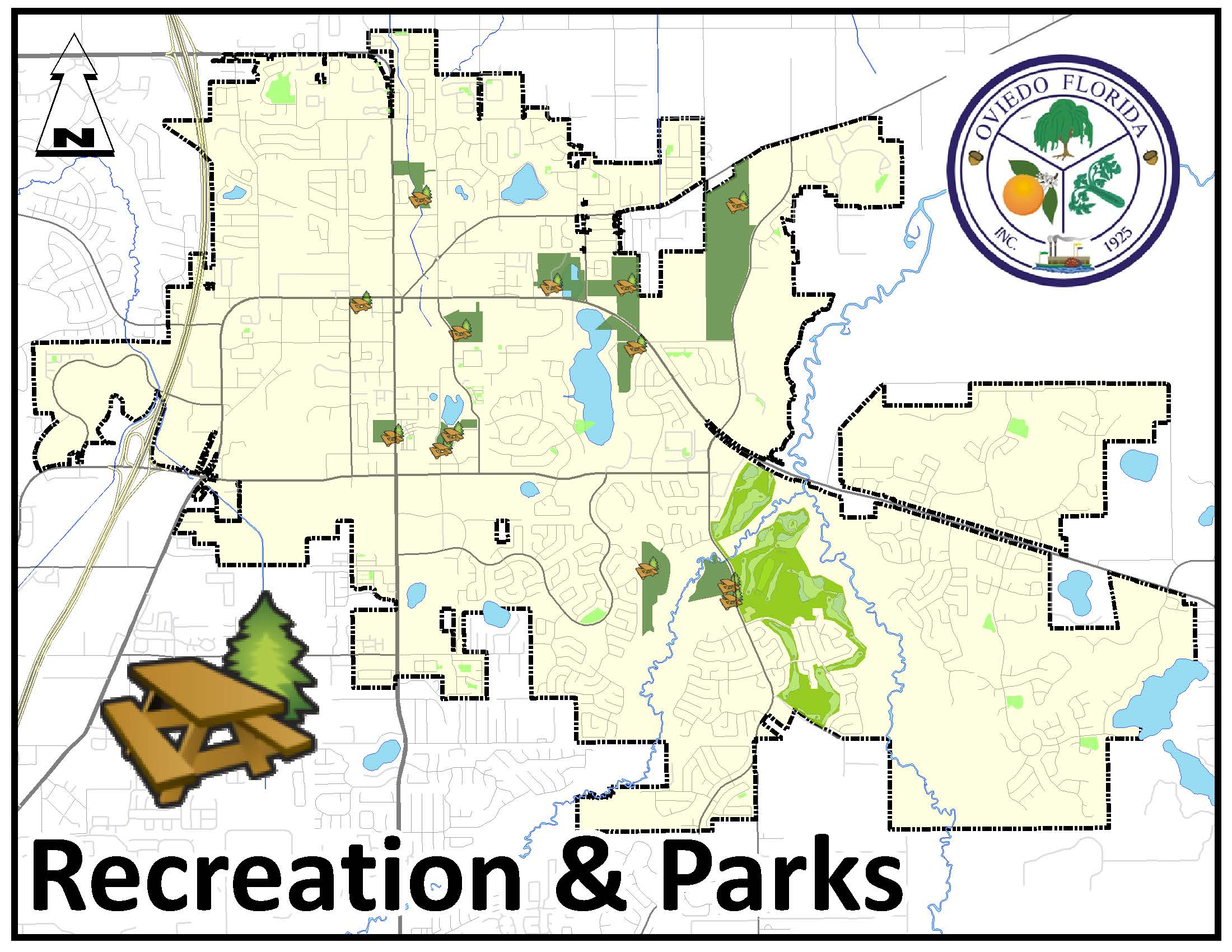 Recreation and Parks Information