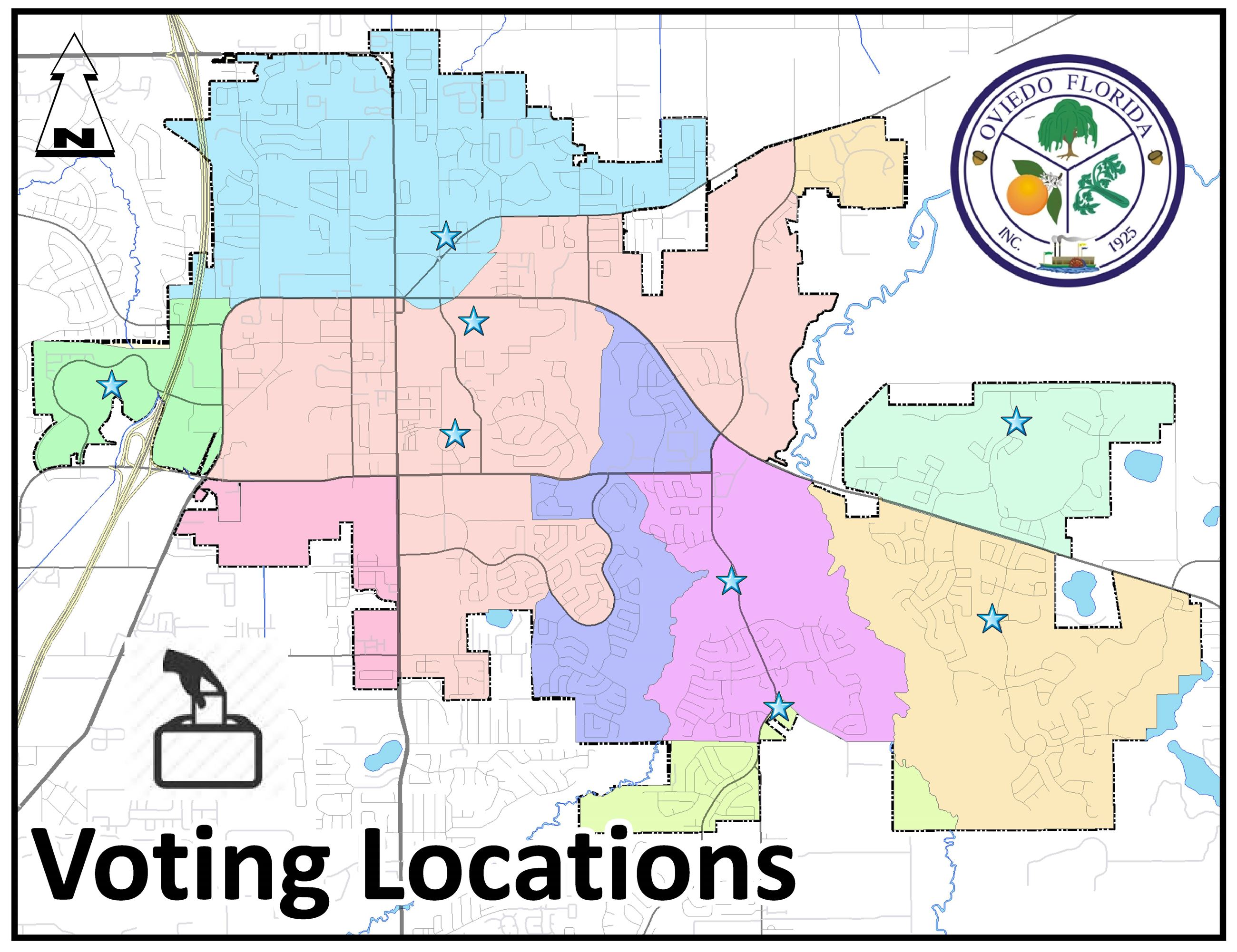 Find your voting location