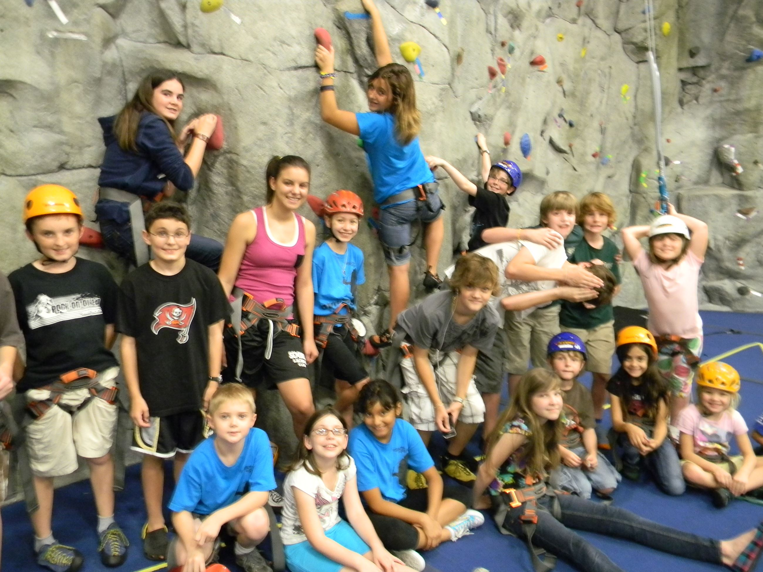 Rock Climbing League