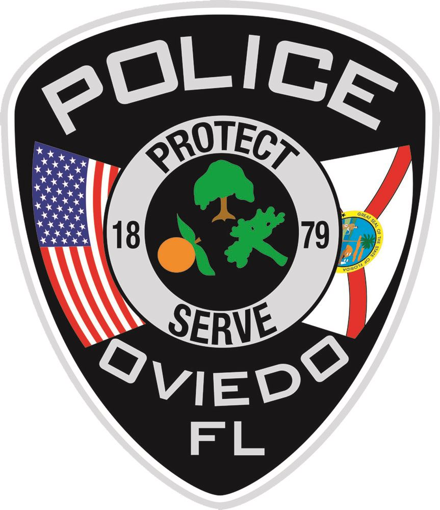 Oviedo Police Patch