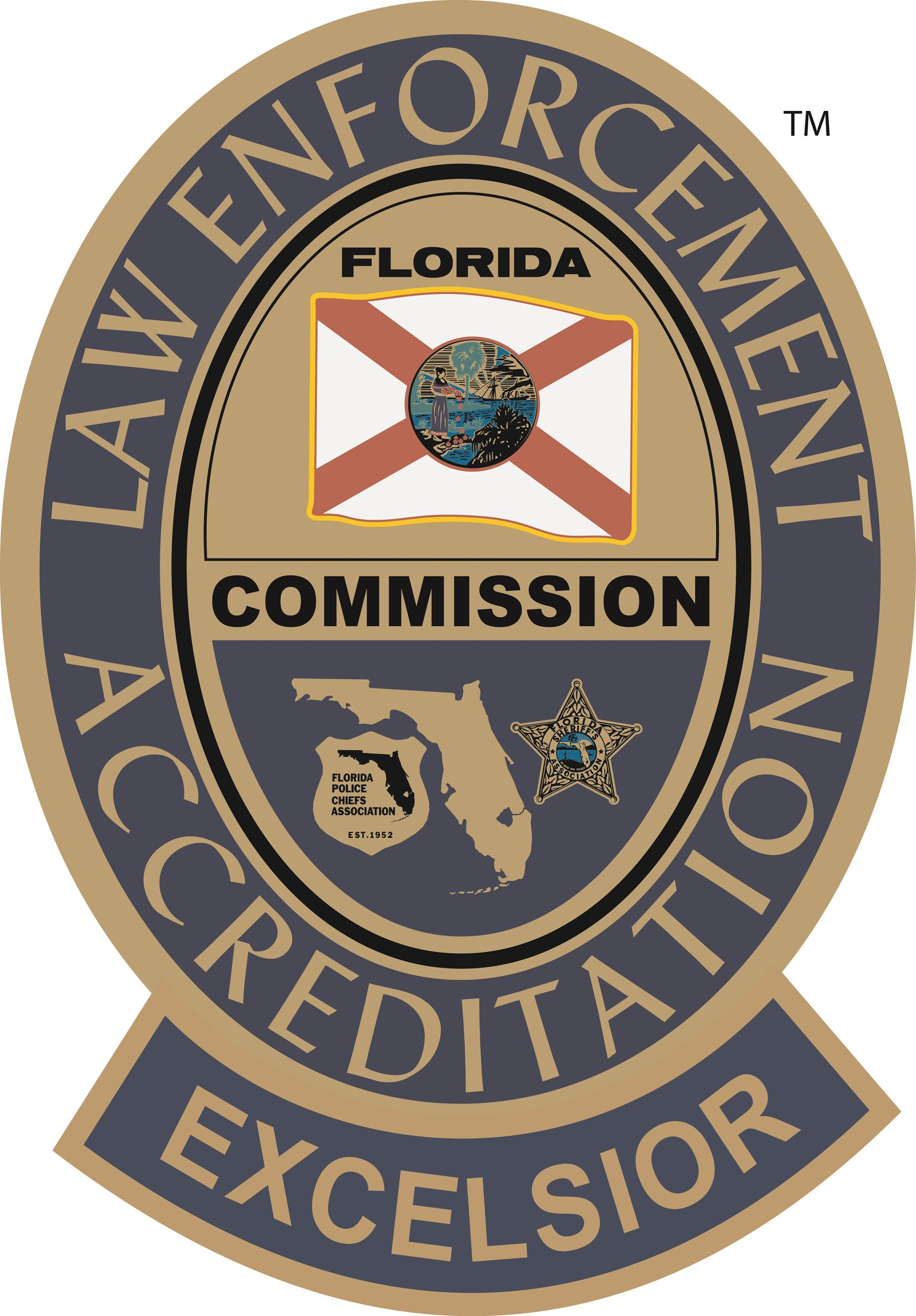Police Accreditation Crest
