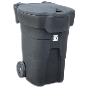 Kodiak bear proof trash can